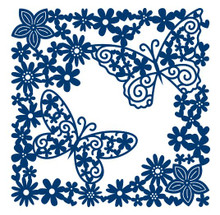 Tattered Lace Flutterby Tapestry Dies - D597