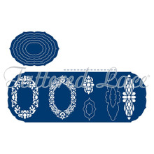 Tattered Lace Neverending Card Die Set 442228