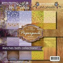 Yvonne Creations Halloween & Fall Favourites 6X6 Paper Pack 24 2-Sided Sheets