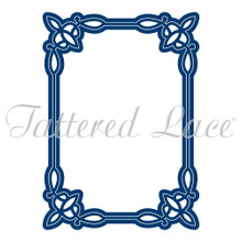 Tattered Lace Inverse Flourish Avery Cutting Die Set ETL190