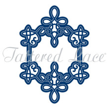 Tattered Lace Inverse Flourish Elizabeth Frame Cutting Die Set ETL191