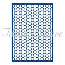Tattered Lace Mini Honeycomb Panel Cutting Die ETL227