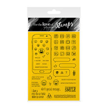 Hunkydory Crafts For the Love of Stamps - #iluvmyfone FTLS143