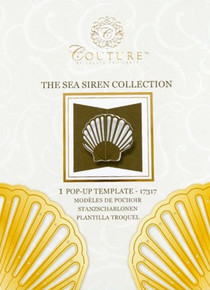 Create and Craft THE SEA SIREN COLLECTION POP UP DIE