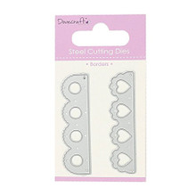 Dovecraft Value Die-Borders, 2/Pkg