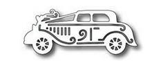 Tutti Designs Wedding Car Cutting Die TUTTI-296