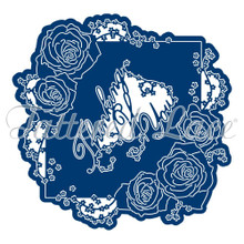 Tattered Lace Autumnal Country House Cutting Die ETL579
