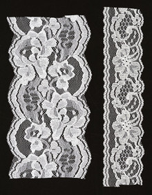 """Project Lace 2"""" & 4"""" Wide x 12"""" Long -- Use to Create Fabulous Backgrounds!"""