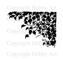 Hobby Art Foam Mounted Leafy Border SC1924D