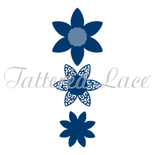 Tattered Lace RETIRED Lavish Blooms Lily Cutting Dies D285