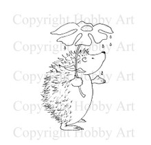 Hobby Art Foam Mounted Umbrella Hedgehog LT702E
