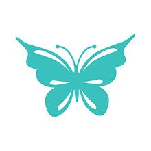 Art Deco Butterfly Freedom Die Ultimate Crafts