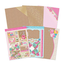 Hunkydory Florabunda Happy Days Kit - with Matt-tastic Adorable Scorable