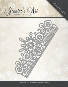 Jeanine's Art Die-Christmas Classics Frozen Border JAD10008