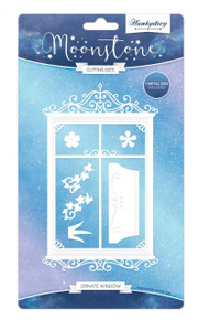 Hunkydory Moonstone Ornate Window Cutting Dies MSTONE003