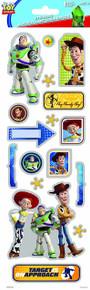 Sandylion Toy Story Chipboard Foil Stickers