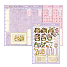 Hunkydory Patchwork Forest Gift Box Projects -- Makes 2