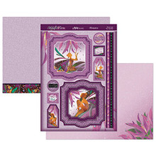 Hunkydory Midnight Fairies Never Lose Your Sparkle Mirri Magic Topper Set Card Kit