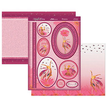 Hunkydory Midnight Fairies Make Your Own Magic Mirri Magic Topper Set Card Kit