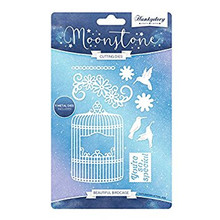 Hunkydory Moonstone Beautiful Birdcage Cutting Dies MSTONE007