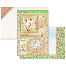 Hunkydory Foxy and Friends Fantastic Fox Topper Set Card Kit FOXY902