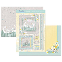 Hunkydory Moments & Milestones - Congratulations on Your New Baby - Topper Set Card Kit MM902
