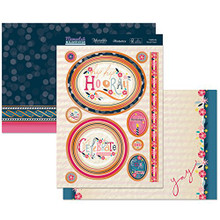 Hunkydory Moments & Milestones - Celebrate Good Times! - Topper Set Card Kit MM917