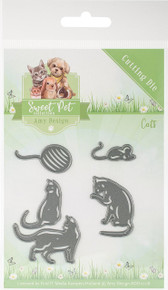 Amy Design - Sweet Pet - Cats Cutting Dies ADD10118