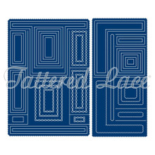 Tattered Lace Mini Card Shapes Card Die Set, 441529