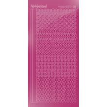 Find It Trading Hobbydots sticker - STYLE19 - Mirror - Pink