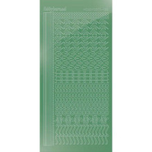 Find It Trading Hobbydots sticker - STYLE18 - Mirror - Apple Green