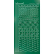 Find It Trading Hobbydots sticker - STYLE19 -  Mirror - Green