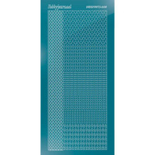 Find It Trading Hobbydots sticker style 4- Mirror - Turquoise
