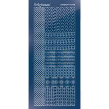 Find It Trading Hobbydots sticker style 4- Mirror - Blue