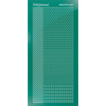 Find It Trading Hobbydots sticker style 4- Mirror - Christmas Green