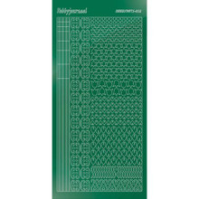 Find It Trading Hobbydots sticker style 12 - Mirror - Green