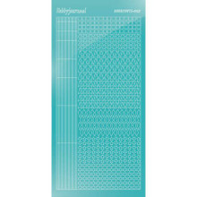 Find It Trading Hobbydots sticker style 9 - Mirror - Emerald