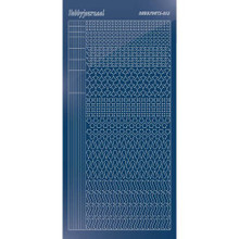 Find It Trading Hobbydots sticker style 13 - Mirror - Blue