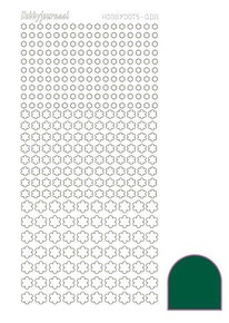 Find It Trading Hobbydots sticker style 8 - Green
