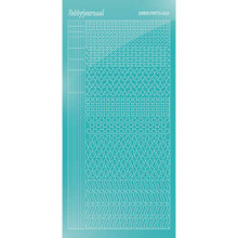 Find It Trading Hobbydots sticker style 13 - Mirror - Emerald