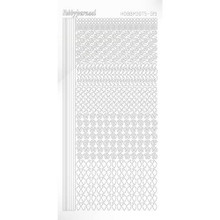 Find It Trading Hobbydots sticker style 19 - White