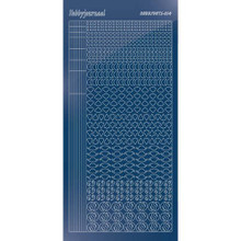 Find It Trading Hobbydots sticker style14 - Mirror - Blue
