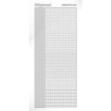Find It Trading Hobbydots sticker style 4 - White