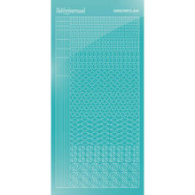 Find It Trading Hobbydots sticker style 14 - Mirror - Emerald