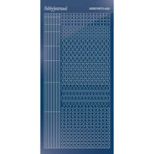 Find It Trading Hobbydots sticker style 9 - Mirror - Blue