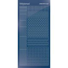 Find It Trading Hobbydots sticker style 9 - Mirror - Blue