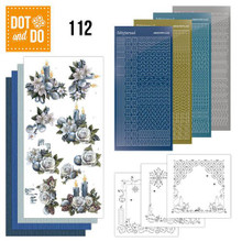 Dot and Do The Feeling of Christmas DODO112 Hobbydots Card Set