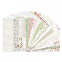 Hunkydory Crafts Teddy Bear's Picnic Inserts for Cards A4 Sheets 150gsm 16pc