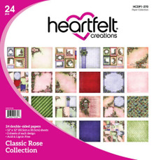 Heartfelt Creations Classic Rose Paper Collection HCDP1-270