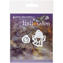 Yvonne Creations Little Ghost Halloween Die